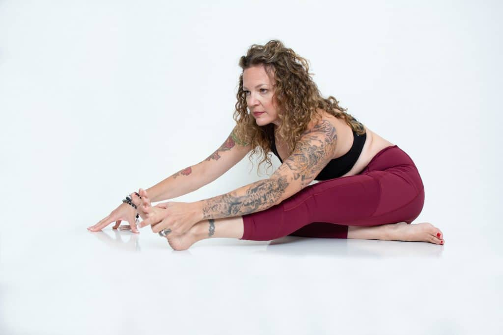 candle light yoga by melissa lowe